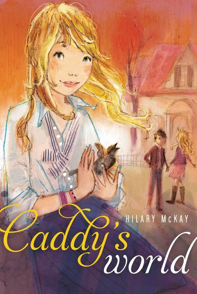 Read Online Caddy's World (Casson Family) ebook