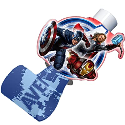 Hallmark Avengers Blowouts (8ct): Toys & Games