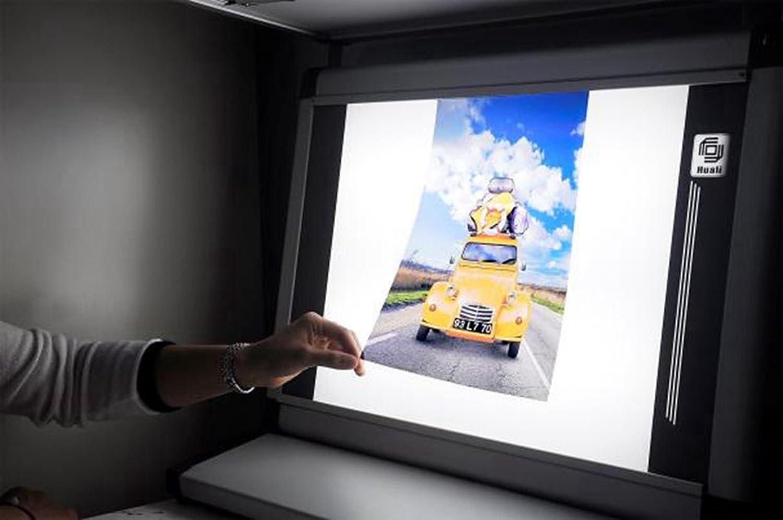 fogli trasparenti di pellicola OHP in formato A4 per ...