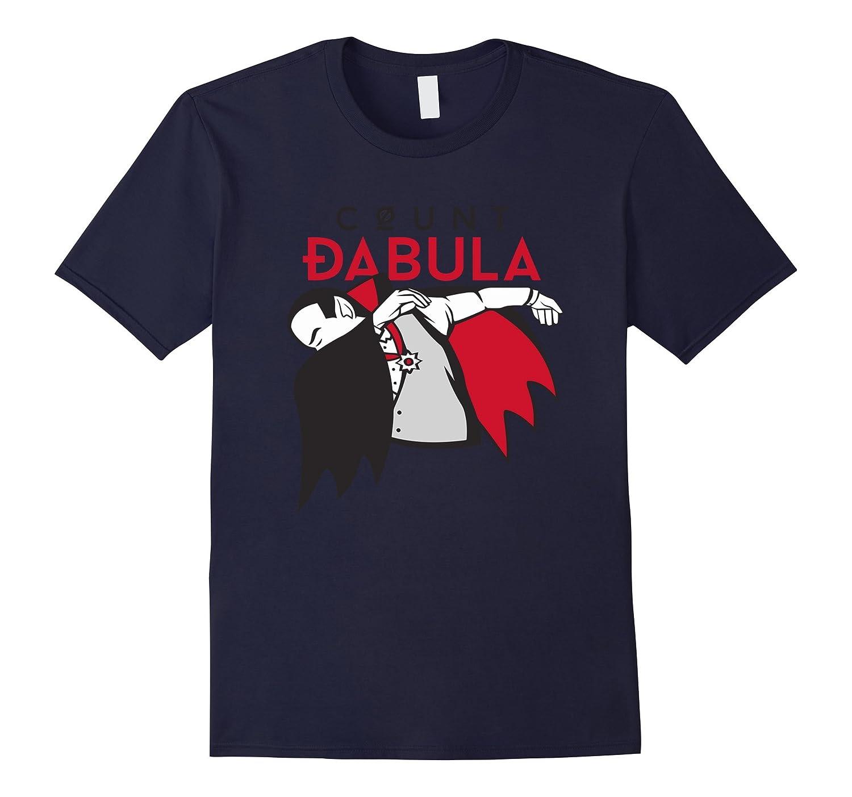 Dab T-Shirt Count Dabula Tee-TD