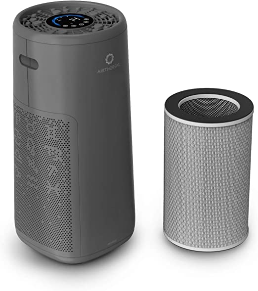 Airthereal Bundle | AGH550 True HEPA Air Purifier and 1-Pack Spare Replacement Filter, Glory Days