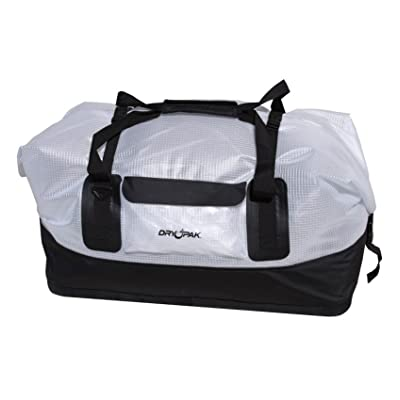 Dry Pak Waterproof Duffel - (Black, X-Large) chic