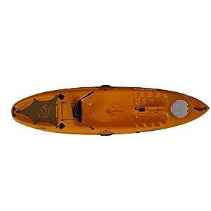 Best fishing kayak under 600 in 2018 top 10 reviews for Fishing kayak under 300