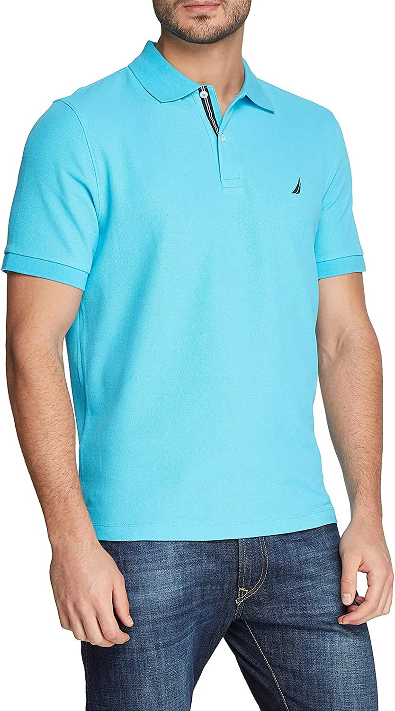 Nautica Mens Polo T-Shirt: Amazon.es: Ropa y accesorios