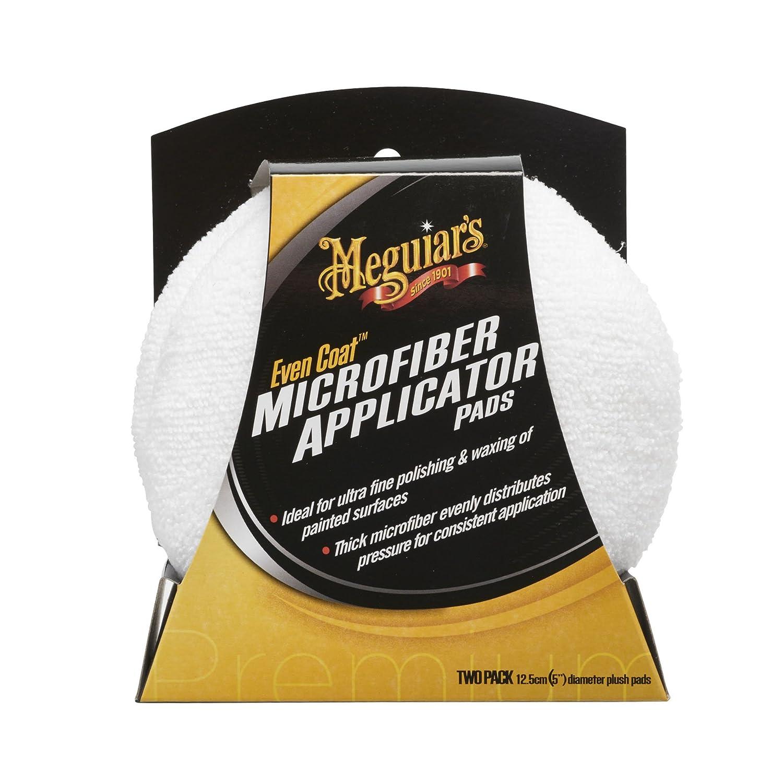 Meguiar's 73492 Dischi in Microfibra Tonde Meguiar' s X3080