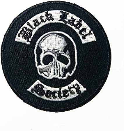 DIO Aufnäher Patch ROCK Musik Badge
