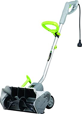 Earthwise SN70016 Electric Corded 12Amp Snow Shovel, 16""