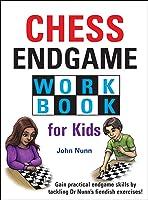 Chess Endgame Workbook For Kids (English