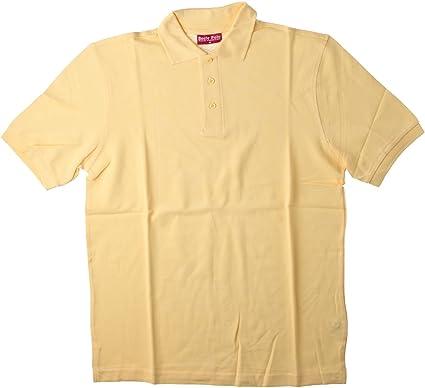 e53fa583 Hanes Men's Polo Shirt: Amazon.co.uk: Sports & Outdoors