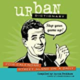 Urban Dictionary 2016 Day-to-Day Calendar
