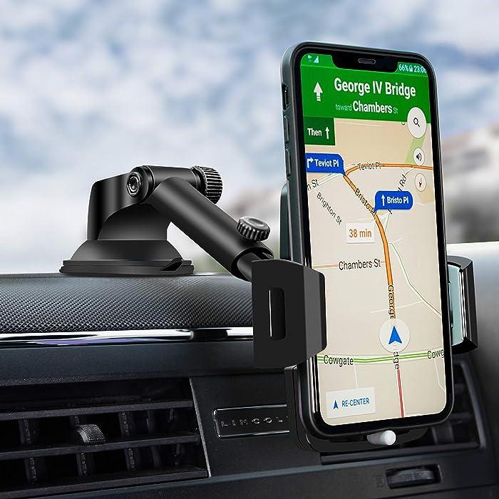 Top 10 Phone Mount Car Dash