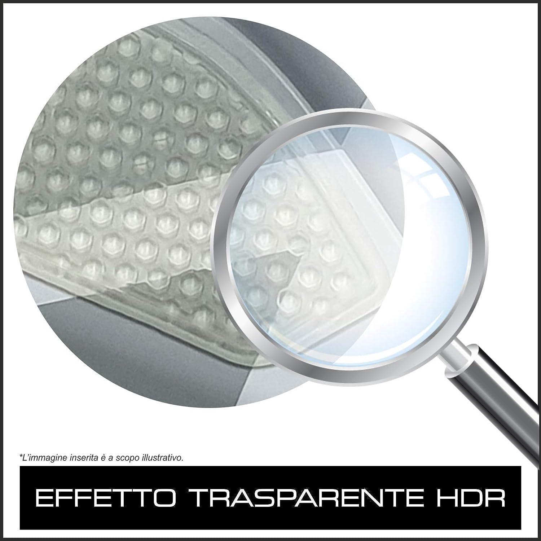 ADESIVO PROTEZIONE LATERALE SERBATOIO PER YAMAHA/_ MT-09/_HDR232 TRASPARENTE