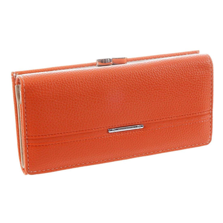 TOOGOOR Wallet Womens Wallet Clutch Long Design Clip Wallet Long Wallets  Coin  Amazon.in  Bags 5162a623b1e08