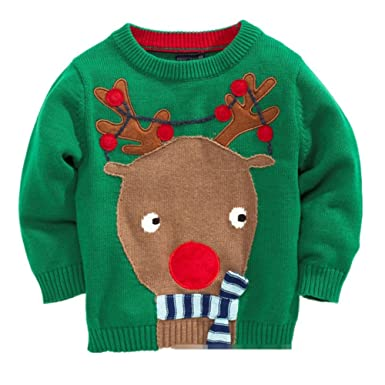 Ugly christmas sweater for kids