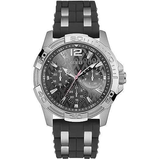 Reloj para Hombre Guess Sporting Pink Exclusive W0032G7: Amazon.es: Relojes