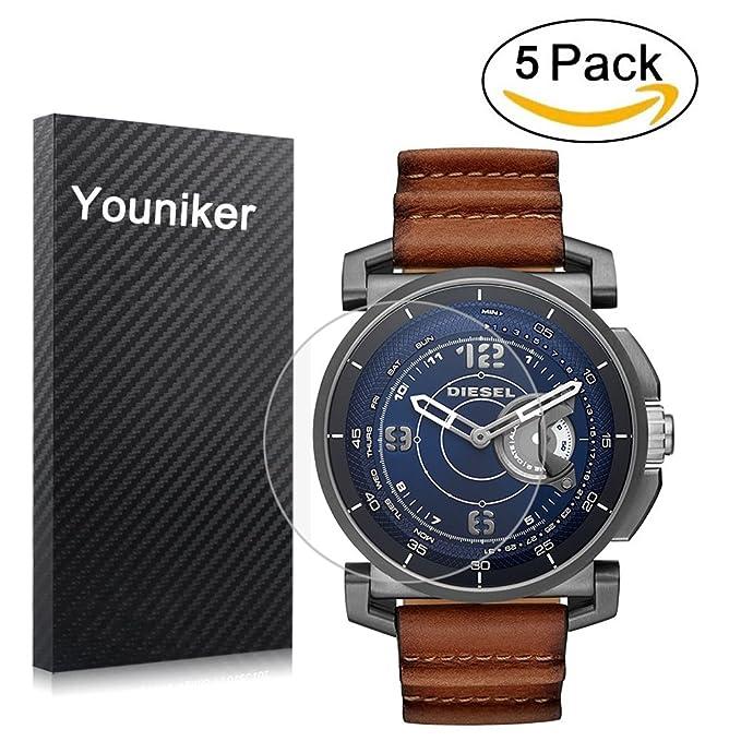 youniker 5 Pack Diesel dzt1003 Protector de pantalla, protector de ...