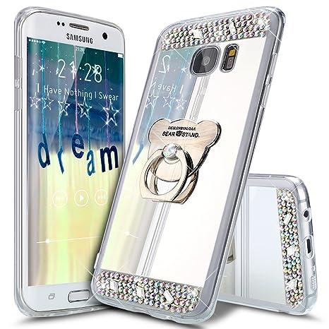 Funda Galaxy S7 Edge, Carcasa Galaxy S7 Edge, ikasus [Oso ...