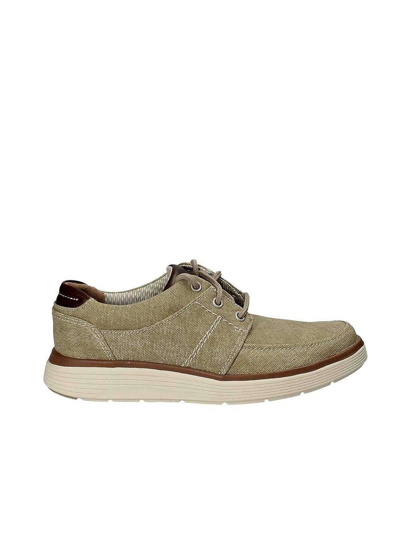 Clarks Schuhe 26132599 AN Abode Form Sand