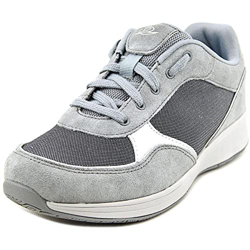 5aacabfd33 Easy Spirit Women s TourRun Medium Grey Walking Shoe