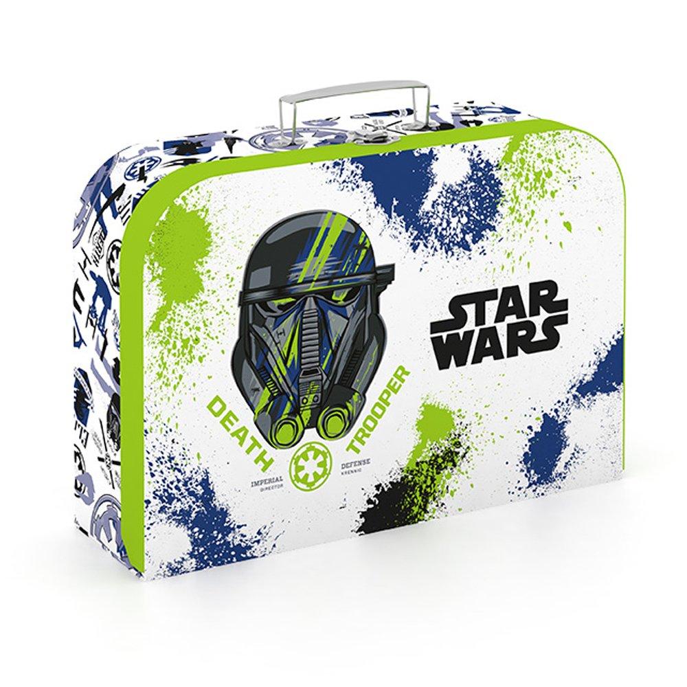 Spielzeugkoffer Spielkoffer Kofferl Kinderkoffer Kindergep/äck Malkoffer Werkkoffer Death Trooper Star Wars