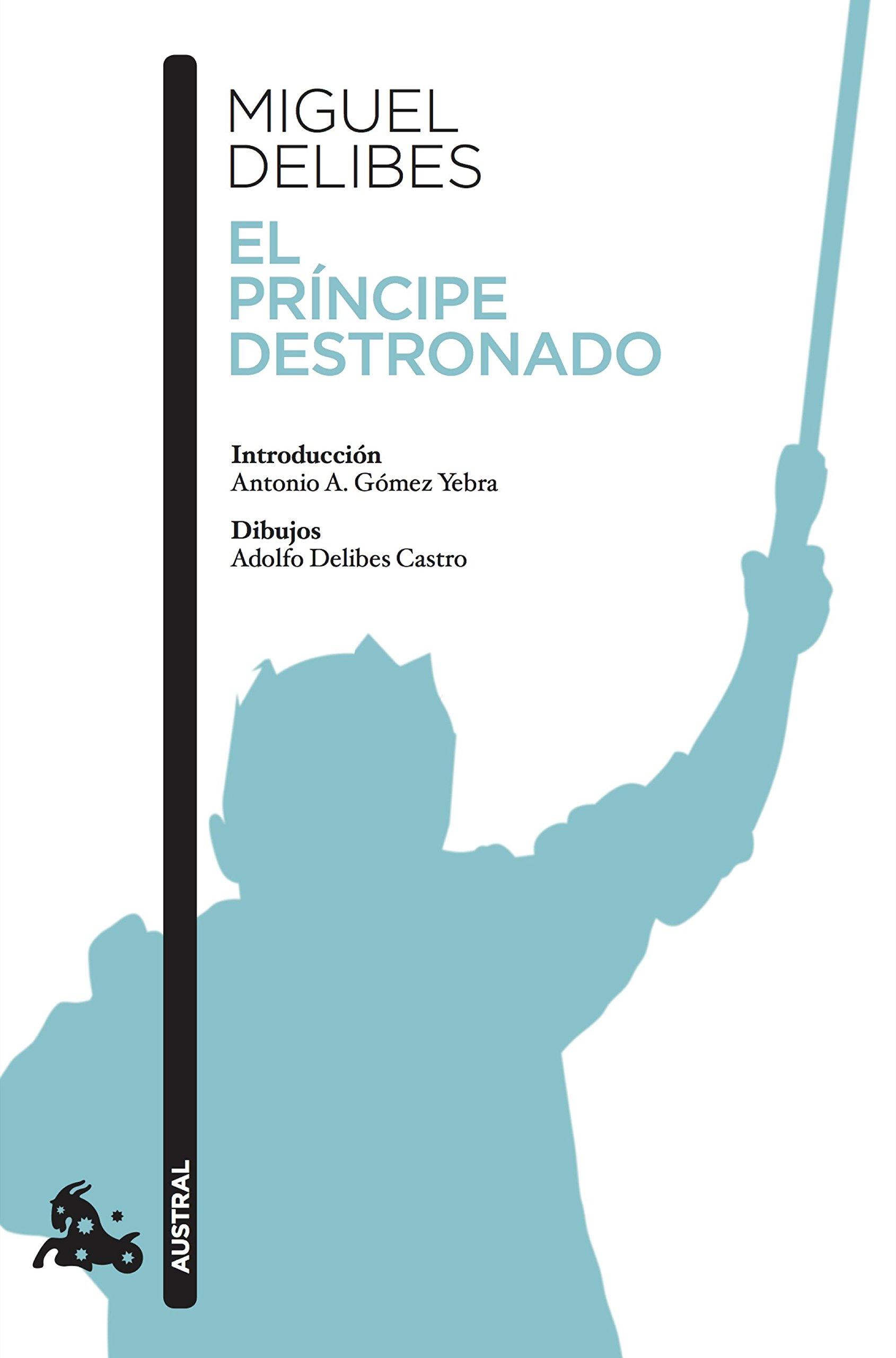 El príncipe destronado (Contemporánea, Band 2)