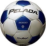 molten(モルテン) サッカーボール サッカーボール ペレーダ3000   4号 白×青 F4P3000-WB