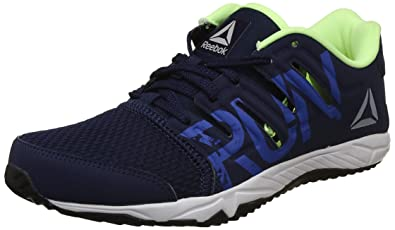 8f1cf0c04c16 Reebok Boy s Ultra Speed Jr. Xtreme Lp Collegiate Navy Blue Sports Shoes -  2.5