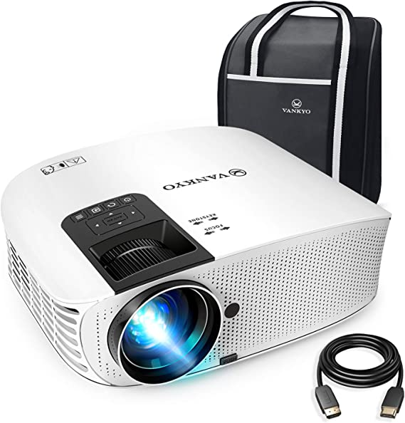 VANKYO Leisure 510 HD Movie Projector with 4500 Lux