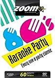 Zoom Karaoke DVD - Eighties Karaoke Party (80's) - 60 Songs