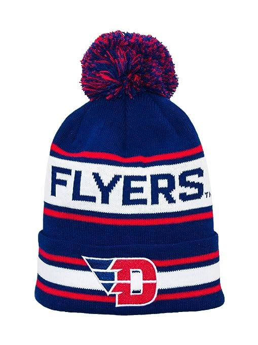 Amazon.com   Dayton Flyers Beanie - University of Dayton Toboggan ... 693e76b4ec6