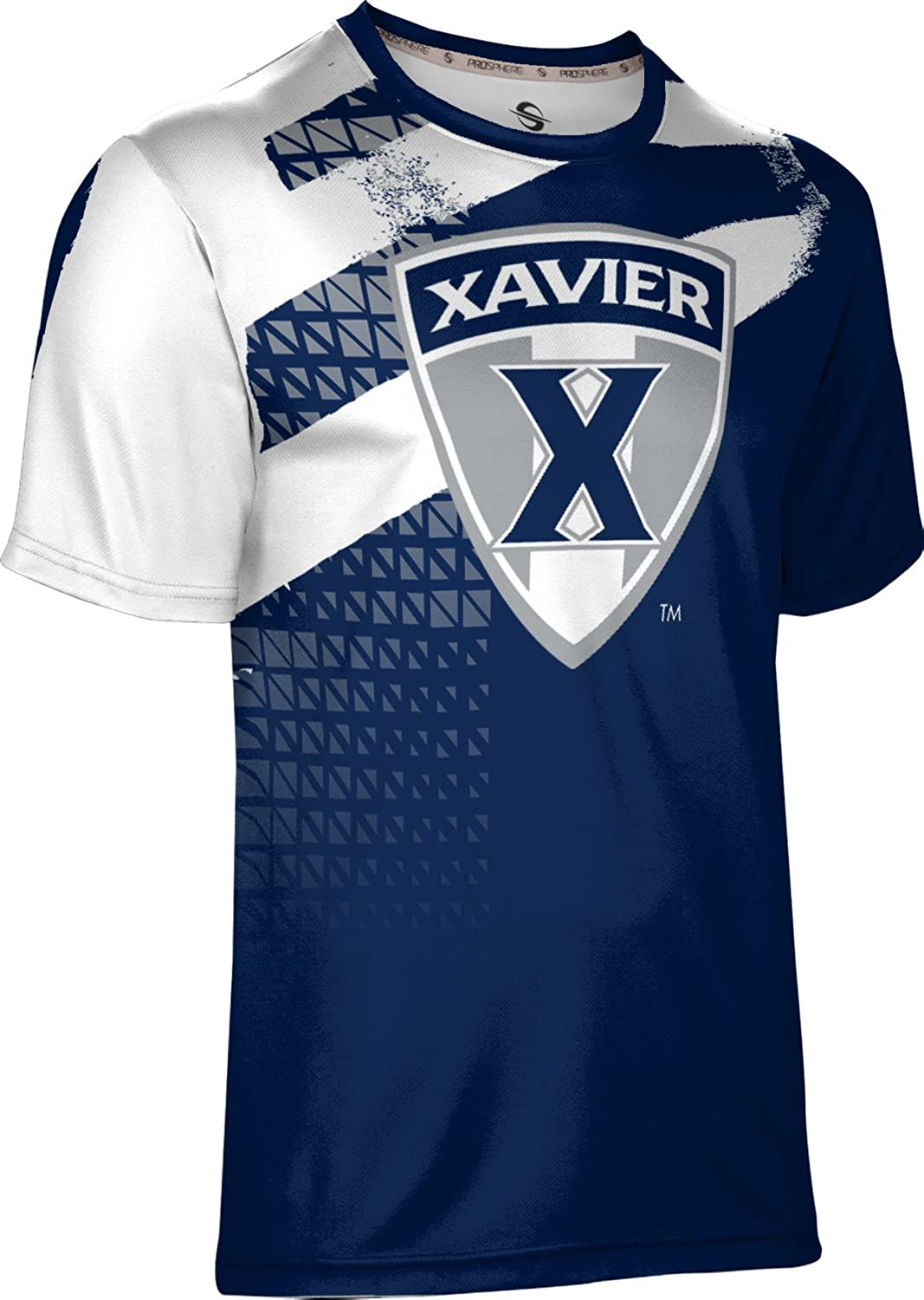 ProSphere Xavier University Boys Performance T-Shirt Structure