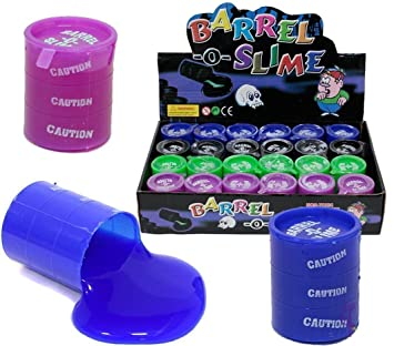 Buy Worthy Barrel O Slime Birthday Return Gift For Kids Set Of 24 Online At Low Prices In India