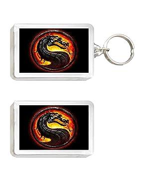 Llavero y Imán Mortal Kombat: Amazon.es: Juguetes y juegos