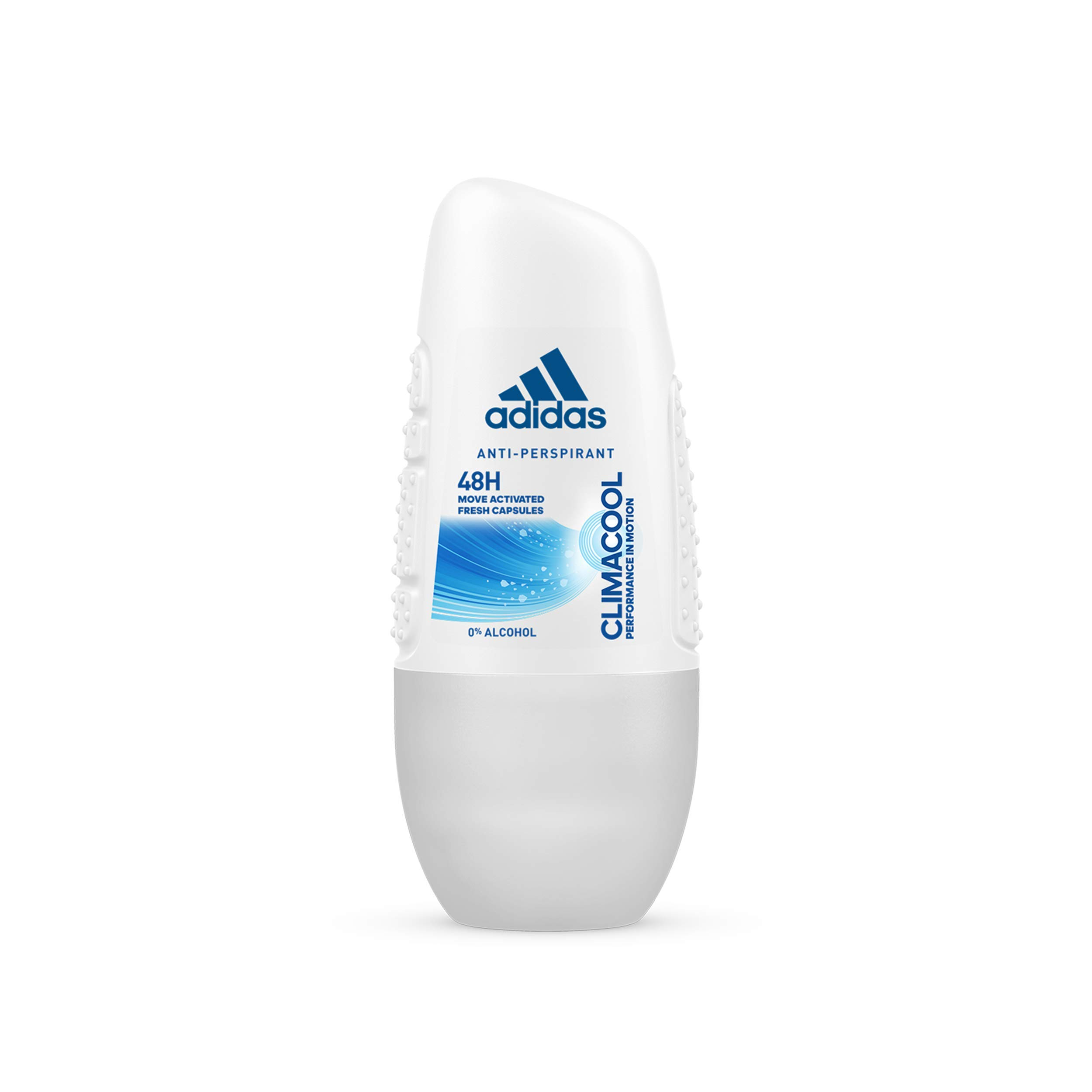 purchase cheap 398a4 e11c5 Adidas Climacool Performance In Motion 48h Anti-Perspirant Roll On for  Women, 50 ml