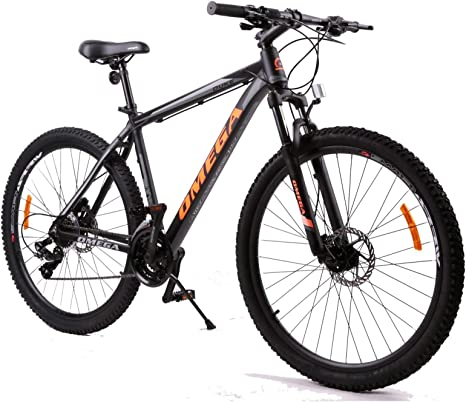OMEGA BIKES Duke Bici, Ciclismo, Street, MTB Bike, Unisex Adulto ...