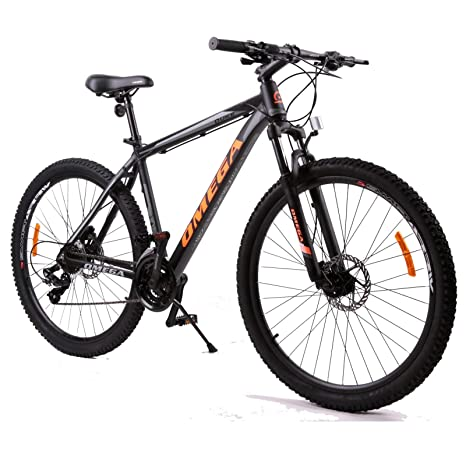 OMEGA BIKES Unisex - Bicicleta de Adulto Duke, Street MTB Bike ...