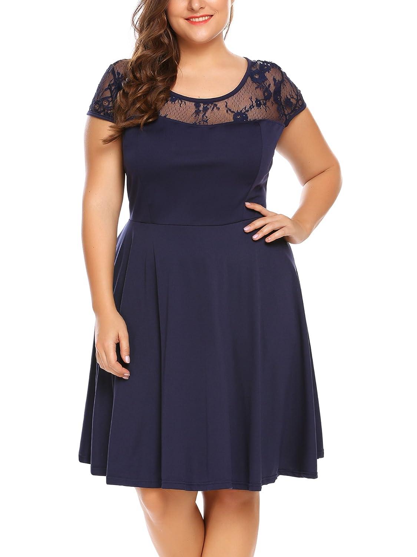 f4c81fb40a4 Plus Size Midi Dresses For Weddings - Data Dynamic AG