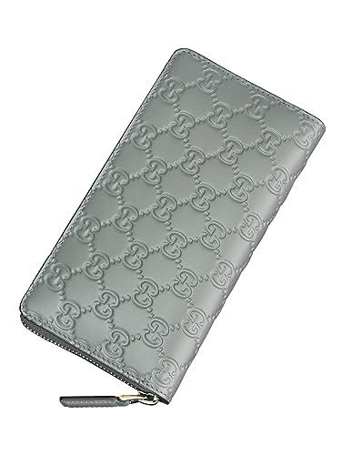 7c0f352d3150 Amazon | (グッチ) Gucci 男女兼用 長財布 グレー ワンサイズ [並行輸入 ...