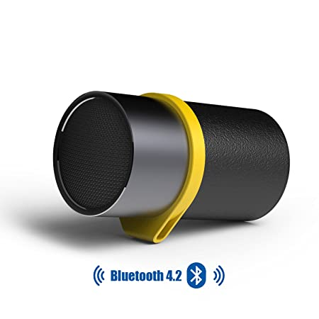 Review Wireless Bluetooth Speaker, Puridea