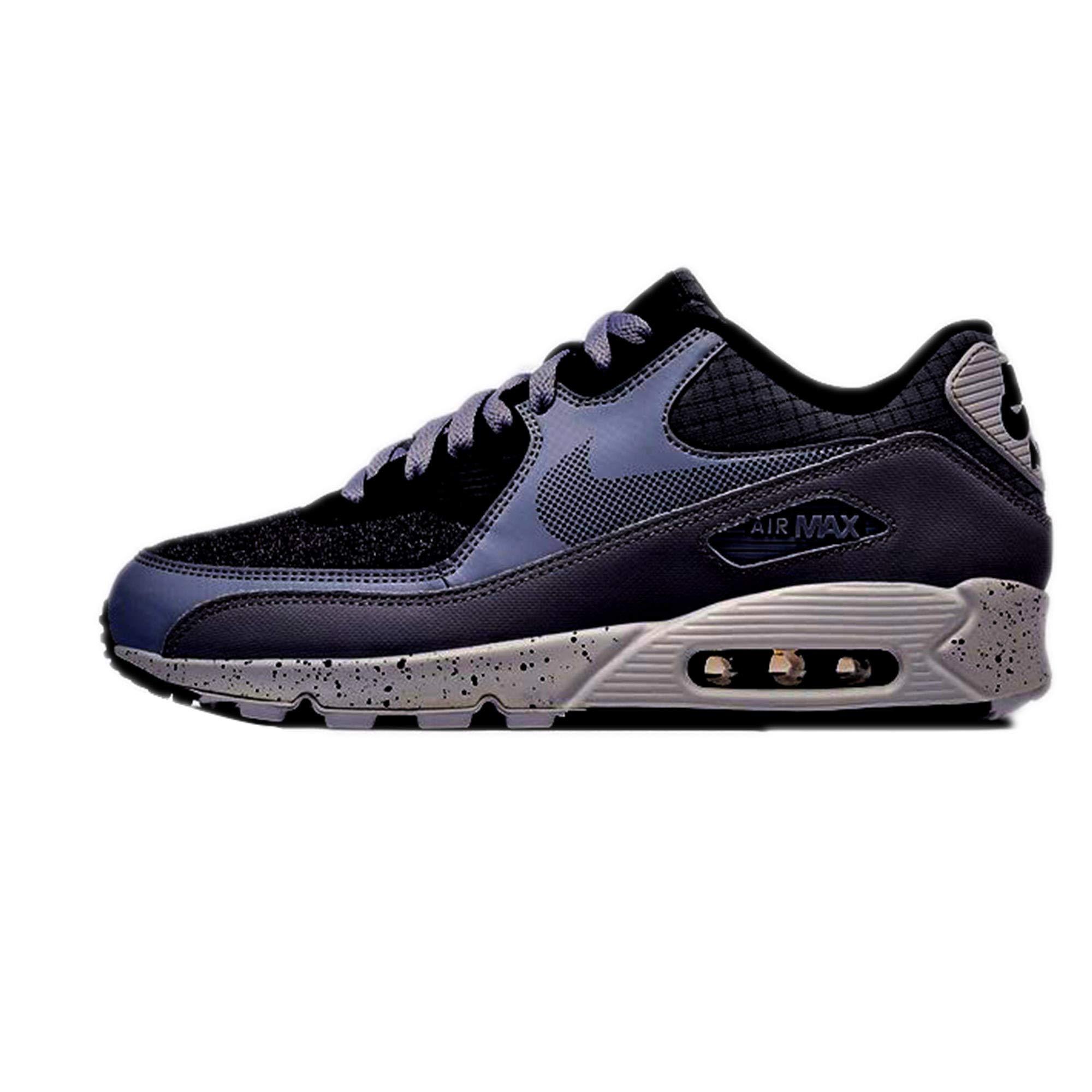 25cc1c4e4d Galleon - Nike Men's Air Max 90 Premium Wolf Grey/Dark Grey-Black-Pure  Platinum 700155-016 (Size: 14)