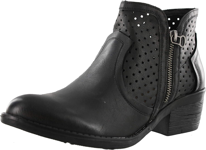 Corkys Women's Bismark Leather Boot
