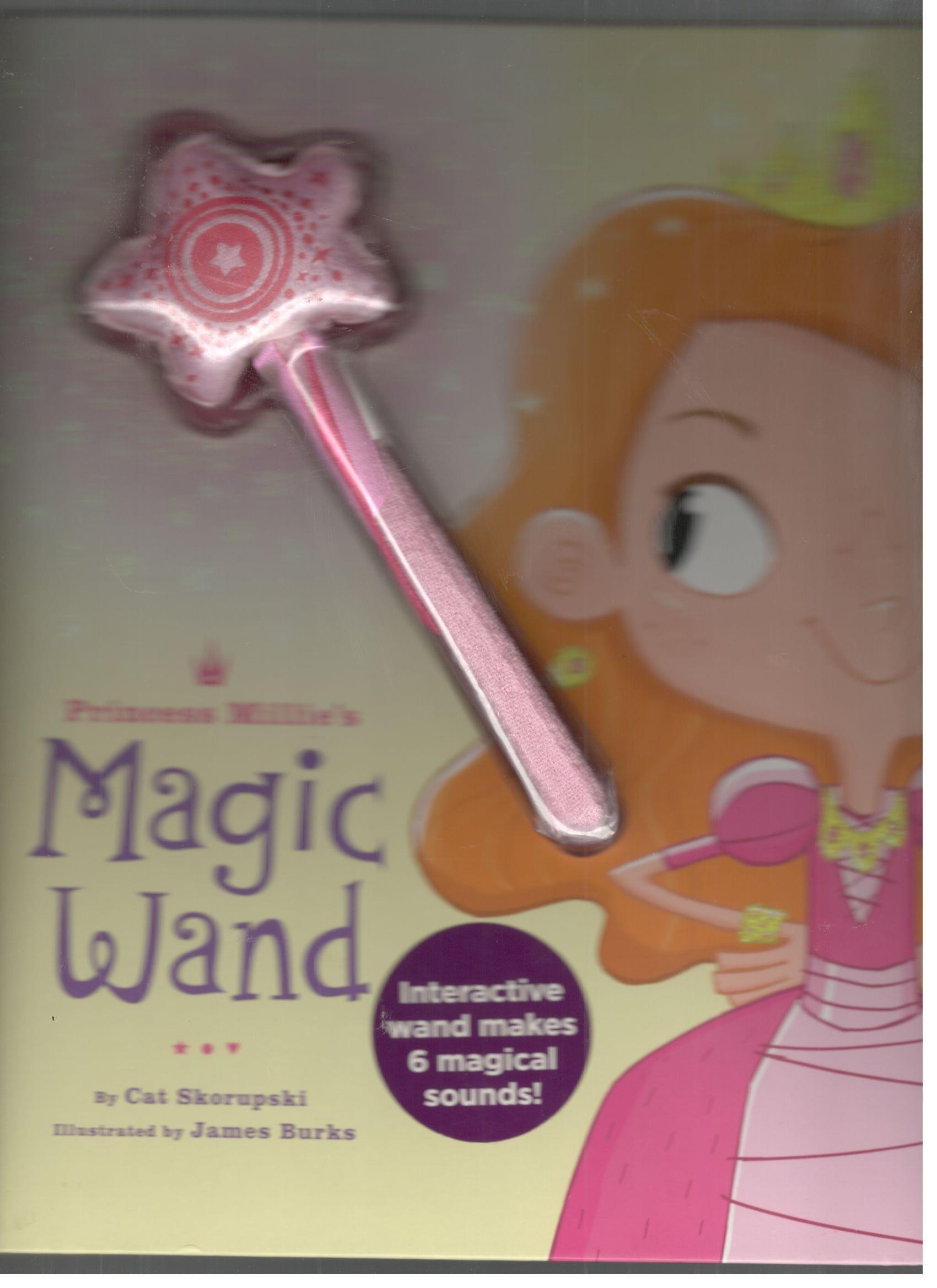 Download Princess Millie's Magic Wand by Cat Skorupski pdf epub