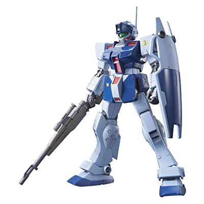 Bandai Hobby #146 GM Sniper II 1/144th HGUC Action Figure: Toys & Games
