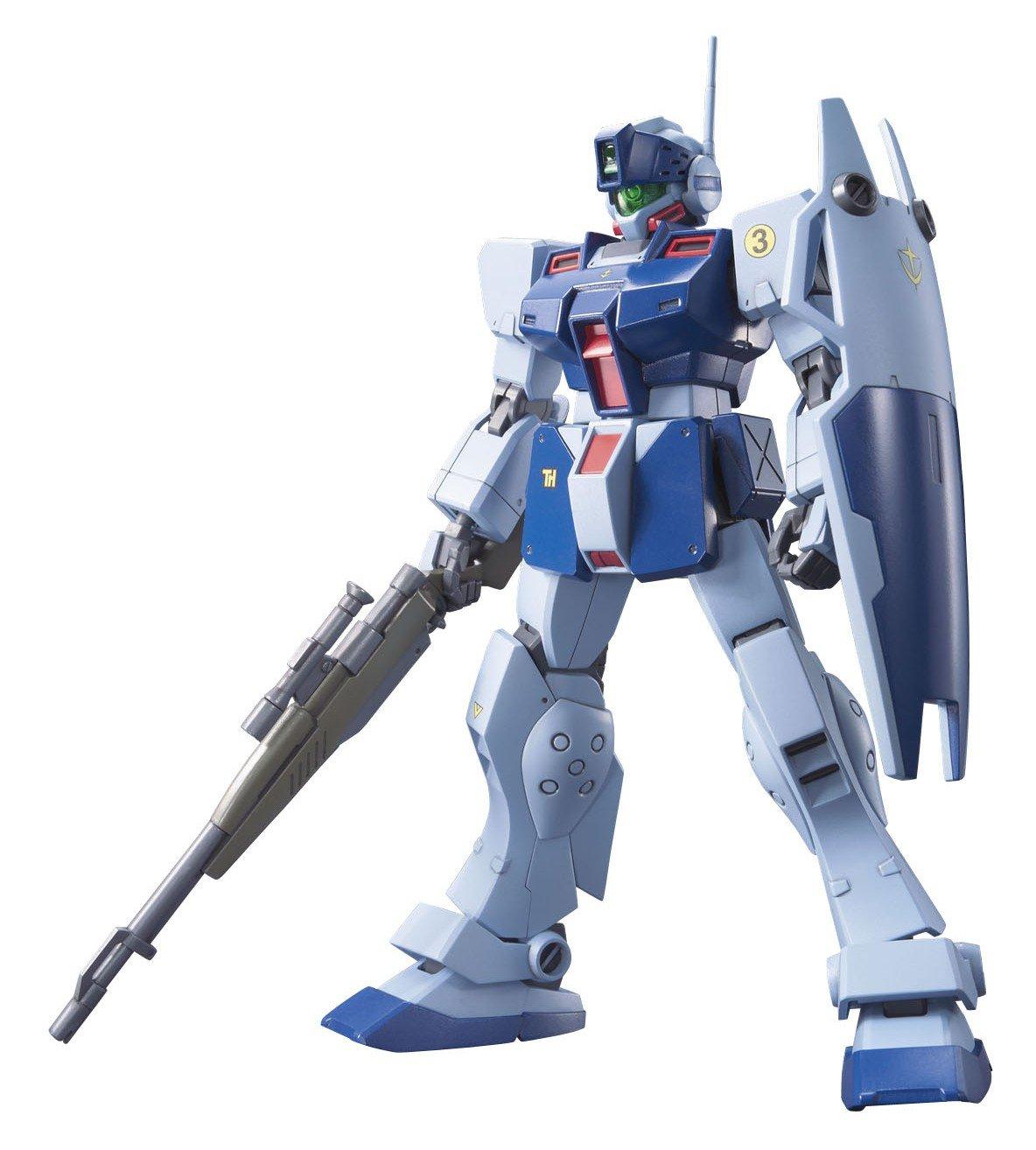 Bandai Hobby #146 GM Sniper II 1/144th HGUC Action Figure