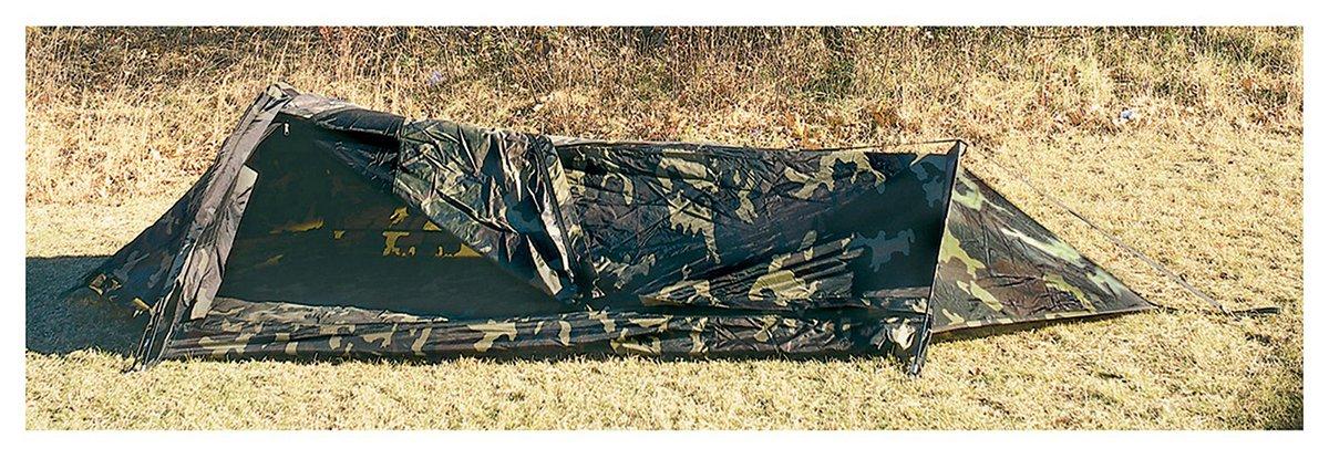 Amazon.com  Rothco Bivouac Tent Woodland Camo  Military Tent  Sports u0026 Outdoors & Amazon.com : Rothco Bivouac Tent Woodland Camo : Military Tent ...
