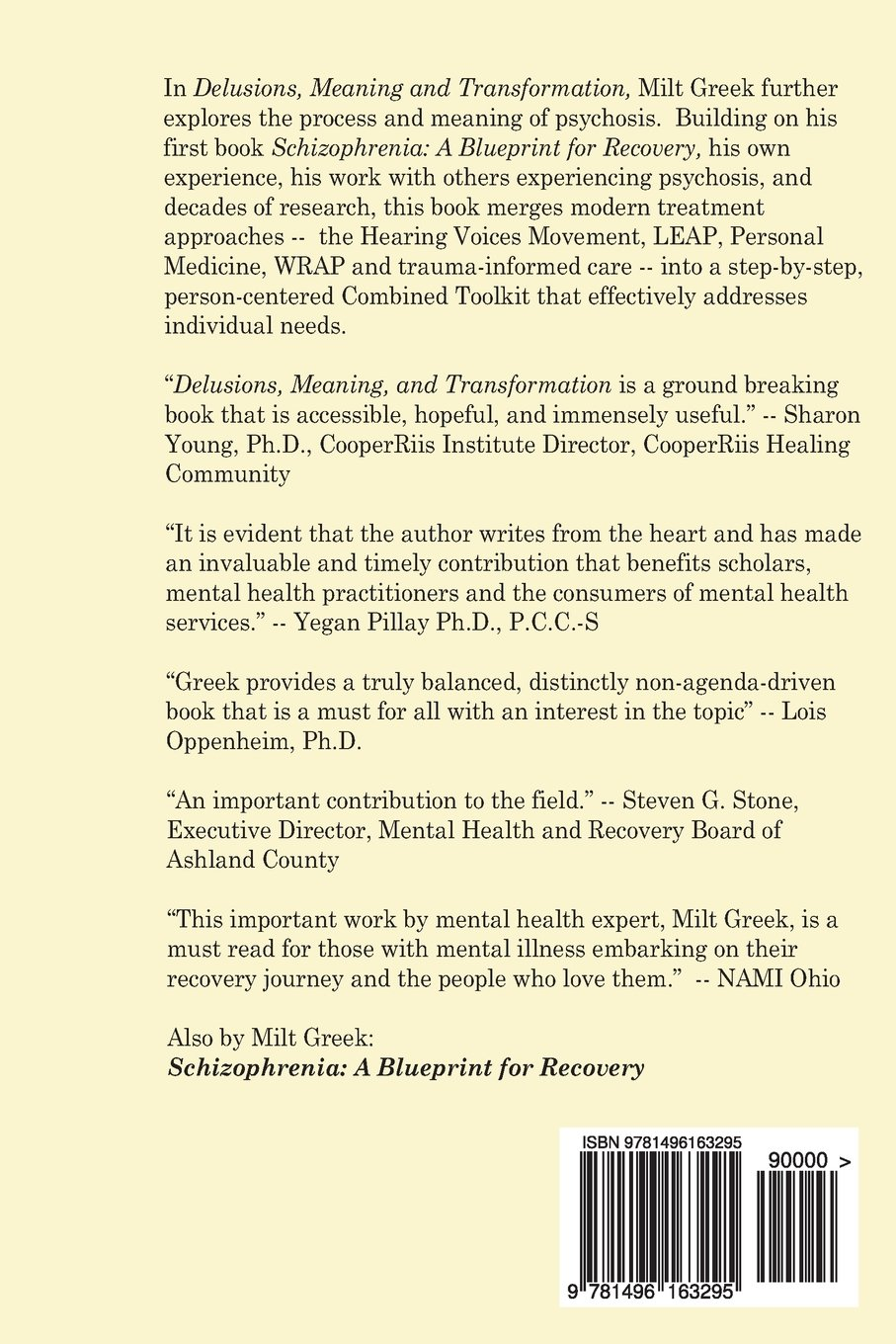 Delusions meaning and transformation milt greek 9781496163295 delusions meaning and transformation milt greek 9781496163295 amazon books malvernweather Choice Image