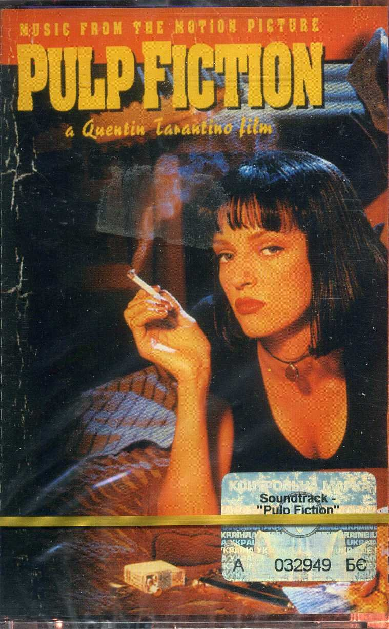 Pulp Fiction : Music From The Motion Picture Quentin Tarantino ...