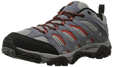 best authentic 03107 68e95 Merrell Moab Vent, Chaussures de randonnée pour Homme - - Gris, 46.5 EU