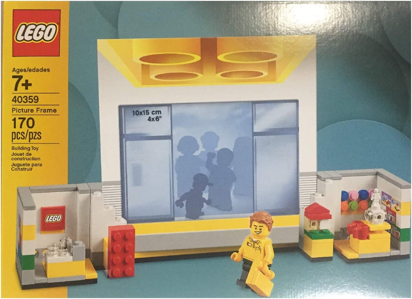 LEGO Store Picture Frame Set 40359 (170 Pieces)