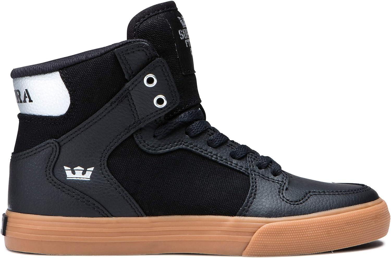 Chaussures de Skateboard Mixte Enfant Supra Kids Vaider